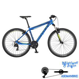 دوچرخه کوهستان اسکات مدل اسپکت 780 سایز 27.5 2017 Scott Aspect 780