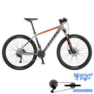 دوچرخه کوهستان اسکات مدل اسپکت 910 سایز 29 2017 Scott Aspect 910