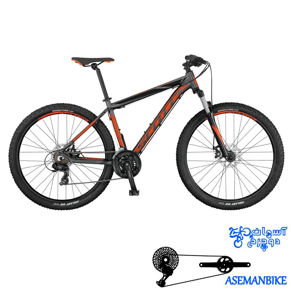 دوچرخه کوهستان اسکات مدل اسپکت 970 سایز 29 2017 Scott Aspect 970