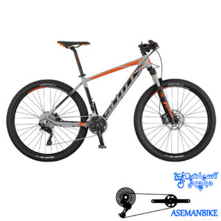 دوچرخه کوهستان اسکات مدل اسکیل 710 سایز 27.5 2017 Scott Scale 710