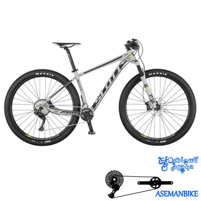 دوچرخه کوهستان اسکات مدل اسکیل 740 سایز 27.5 2017 Scott Scale 740