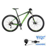 دوچرخه کوهستان اسکات مدل اسکیل 760 سایز 27.5 2017 Scott Scale 760