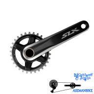 طبق قامه دوچرخه شیمانو مدل اس ال ایکس Shimano Crankset SLX 1x11 FC-M7000-11-1