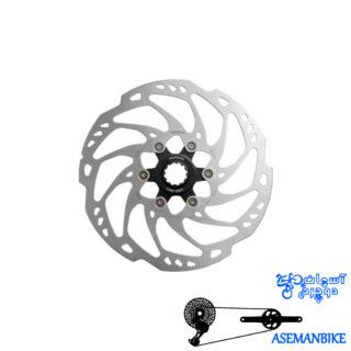 دیسک ترمز شیمانو مدل اس ال ایکس Shimano Disc Rotor SLX SM-RT70-L