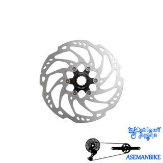 دیسک ترمز شیمانو مدل اس ال ایکس Shimano Disc Rotor SLX SM-RT70-M
