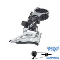 طبق عوض کن دوچرخه شیمانو مدل اس ال ایکس Shimano Front Derailleur SLX FD-M7025-11-H