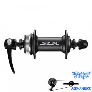 توپی دوچرخه جلو شیمانو مدل اس ال ایکس Shimano Front Hub SLX HB-M7000