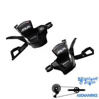 دسته دنده دوچرخه شیمانو مدل اس ال ایکس Shimano Shift Lever SLX SL-M7000-11-R