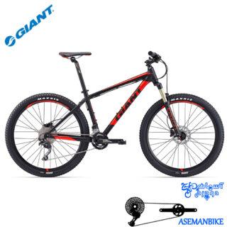دوچرخه کوهستان جاینت مدل تالون 1 سایز 27.5 2017 Giant Talon 1
