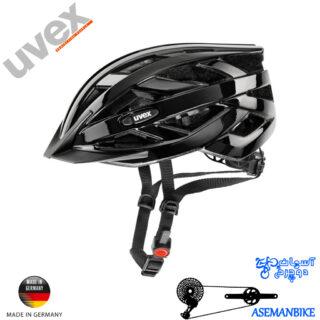کلاه دوچرخه سواری یوکس آلمان مدل آی وی او Uvex Helmet Bicycle I-VO