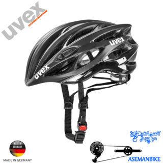 کلاه دوچرخه سواری یوکس آلمان مدل ریس 1 Uvex Race 1 Helmet