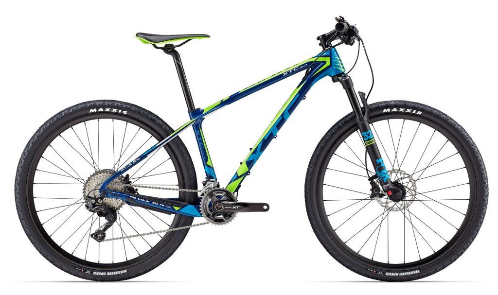 دوچرخه کوهستان جاینت مدل ایکس تی سی اس ال آر 2 سایز 27.5 2017 Giant XTC SLR 2