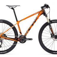 دوچرخه کوهستان جاینت مدل ایکس تی سی اس ال آر 4 سایز 27.5 Giant XTC SLR 4 2017
