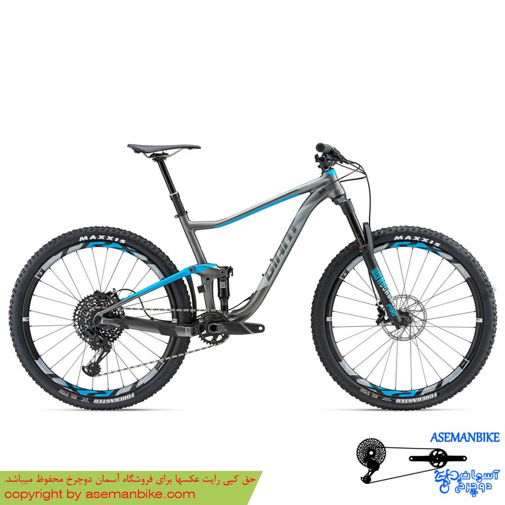 دوچرخه کوهستان جاینت مدل انتم 1 سایز 27.5 2018 Giant Mountain Bicycle Anthem 1 27.5 2018