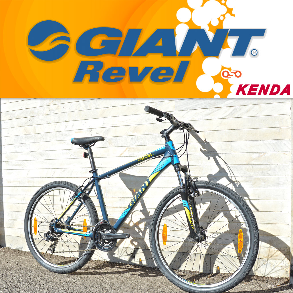 دوچرخه کوهستان جاینت مدل رول 2 سایز 26 2017 Giant Revel 2