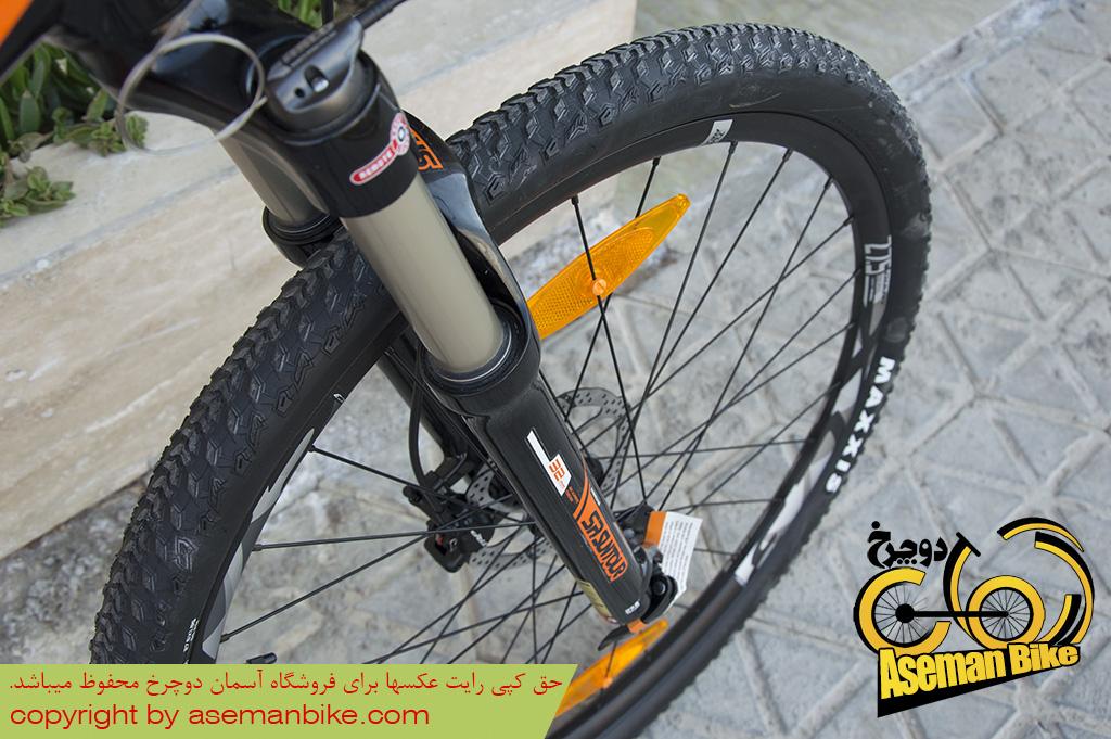 دوچرخه کوهستان جاینت مدل ایکس تی سی اس ال آر 4 سایز 27.5 2017 Giant XTC SLR 4
