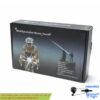 چراغ جلو موزیک پلیر پاور بانک شارژی مدل مدل ام ام تی MMT Multifunctional Music Torch