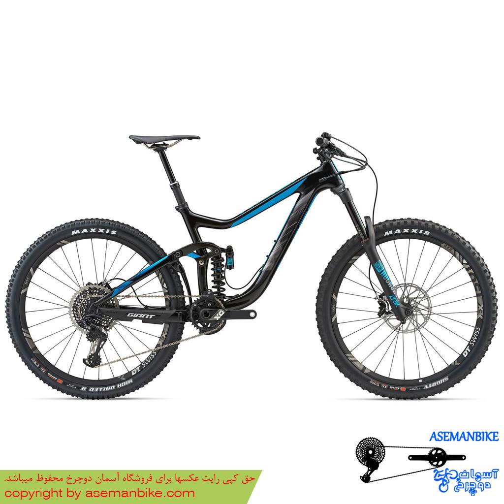 دوچرخه کوهستان جاینت مدل رین ادونس 0 سایز 27.5 2018 Giant Mountain Bicycle Reign Advanced 0 27.5 2018