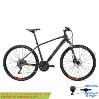دوچرخه دومنظوره جاینت مدل روآم 0 دیسک 2018 Giant Bicycle Roam 0 Disc 700C 2018