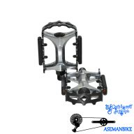 پدال دوچرخه سایون مدل آلومینیوم میخ دار Saion Pedal