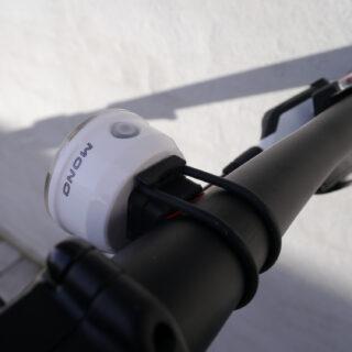 چراغ جلو شارژی دوچرخه سیگما آلمان مدل مونو اف ال Sigma Germany Front Lights Mono FL