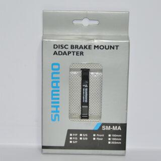 آداپتور کالیپر ترمز دیسک جلو شیمانو Shimano Disc Brake Mount Adapter SM-MA