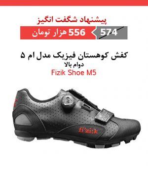 کفش کوهستان فیزیک مدل ام 5 Fizik Shoe M5