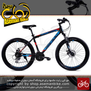 دوچرخه کوهستان راپیدو مدل R6D سایز 26 سال 2020 Bicycle Rapido R6D 26 2020