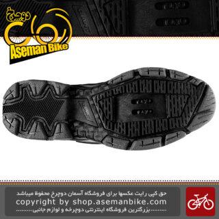 کفش دوچرخه سواری کوهستان جاینت مدل سوجارن Giant Bicycle Shoes Sojourn 1 X Road Black Blue