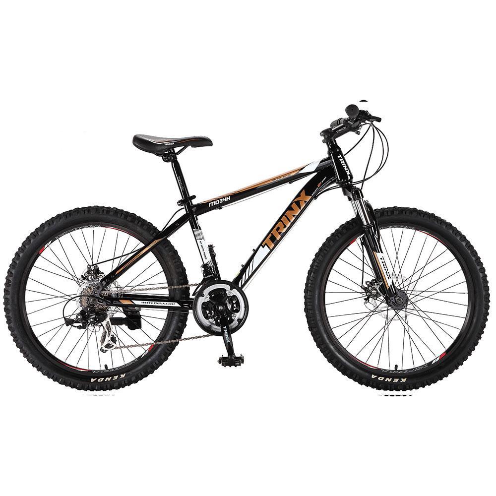 دوچرخه کوهستان ترینکس مدل M034 سایز 24 سال 2016 Trinx M034
