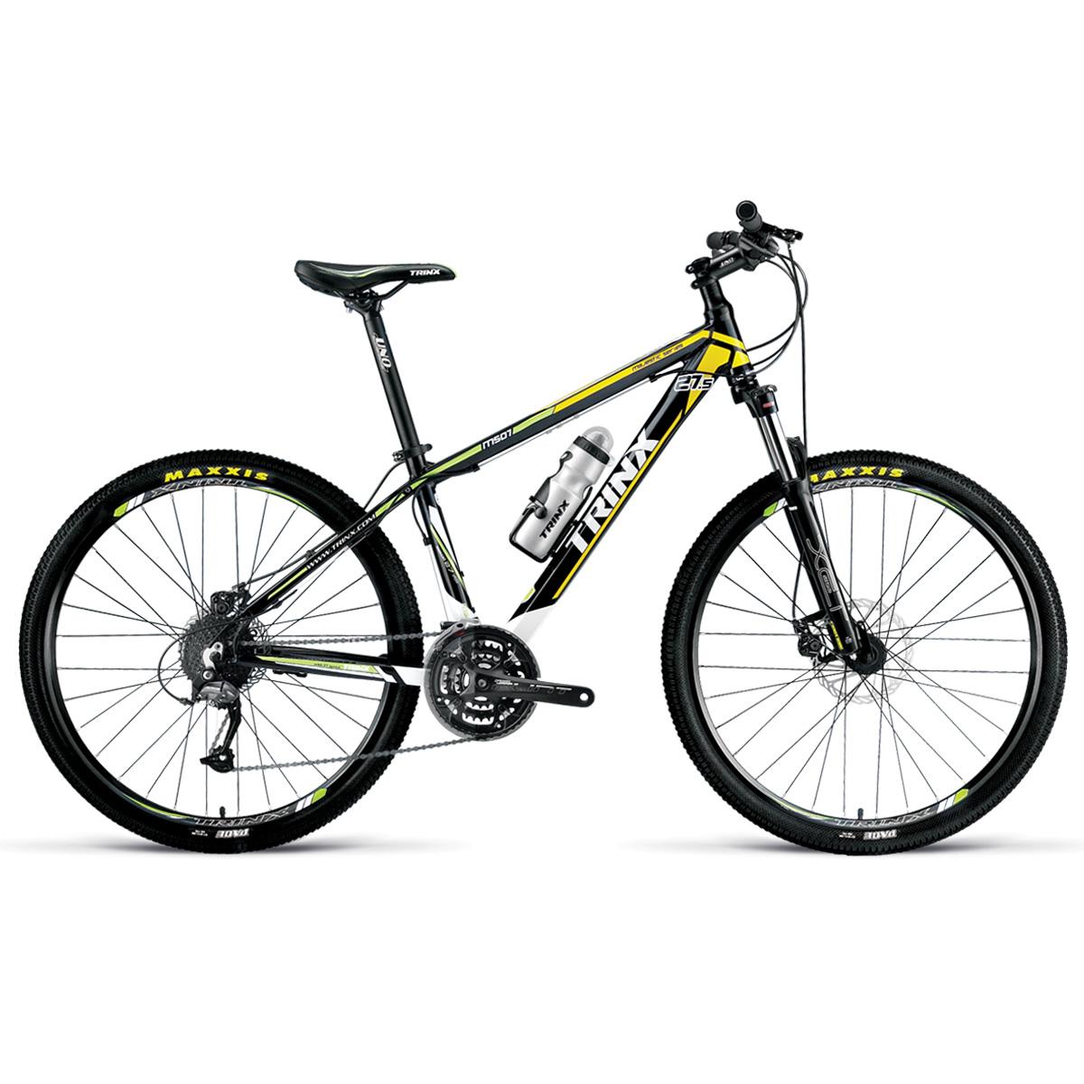دوچرخه کوهستان ترینکس مدل M507 سایز 27.5 سال 2016 Trinx M507