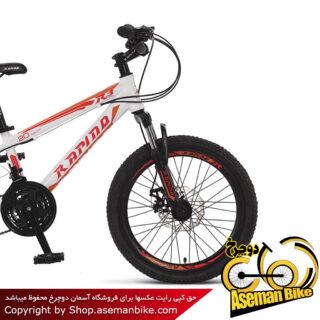 دوچرخه کوهستان رپیدو مدل آر 3 دیسک سایز 20 2017 Bicycle Rapido R3 D