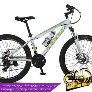 دوچرخه کوهستان راپیدو مدل R3D سایز 26 سال 2017 Rapido R3D