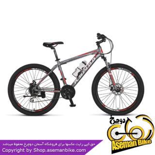 دوچرخه کوهستان راپیدو مدل R6D سایز 26 سال 2016 Rapido R6D