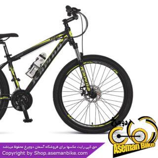 دوچرخه کوهستان راپیدو مدل R6D سایز 27.5 سال 2017 Rapido R6D 27.5