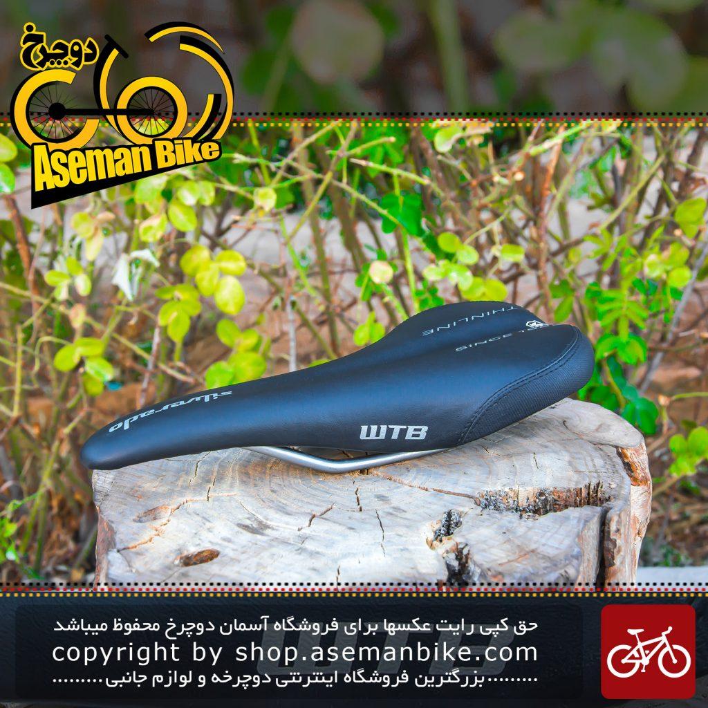 زین دوچرخه دبلیو تی بی مدل سیلورادو WTB Saddle Silverado