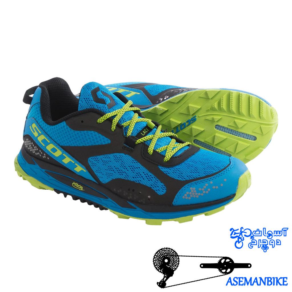 کفش پیاده روی ورزشی اسکات مدل گریپ 3 2017 Scott Shoes Trail Runing Grip 3