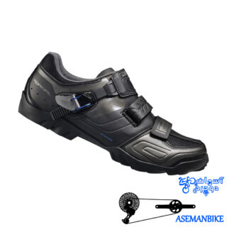 کفش دوچرخه کوستان قفل شو لاک شیمانو مدل ام 089 Shimano Shoe M089
