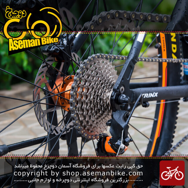 دوچرخه کوهستان ترینکس مدل M 1000 Elite سایز 27.5 Trinx M 1000 Elite