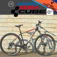 دوچرخه کوهستان کیوب مدل ایم دیسک سایز 29 و 27.5 Cube Aim Disc 2016