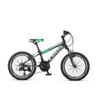 دوچرخه کوهستان رپیدو مدل R2 سایز 20 سال 2016 Rapido R2
