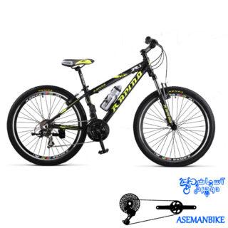 دوچرخه کوهستان رپیدو مدل R1 سایز 26 سال 2016 Rapido R1