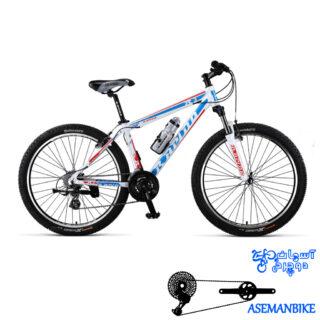 دوچرخه کوهستان رپیدو مدل R3 سایز 26 سال 2016 Rapido R3