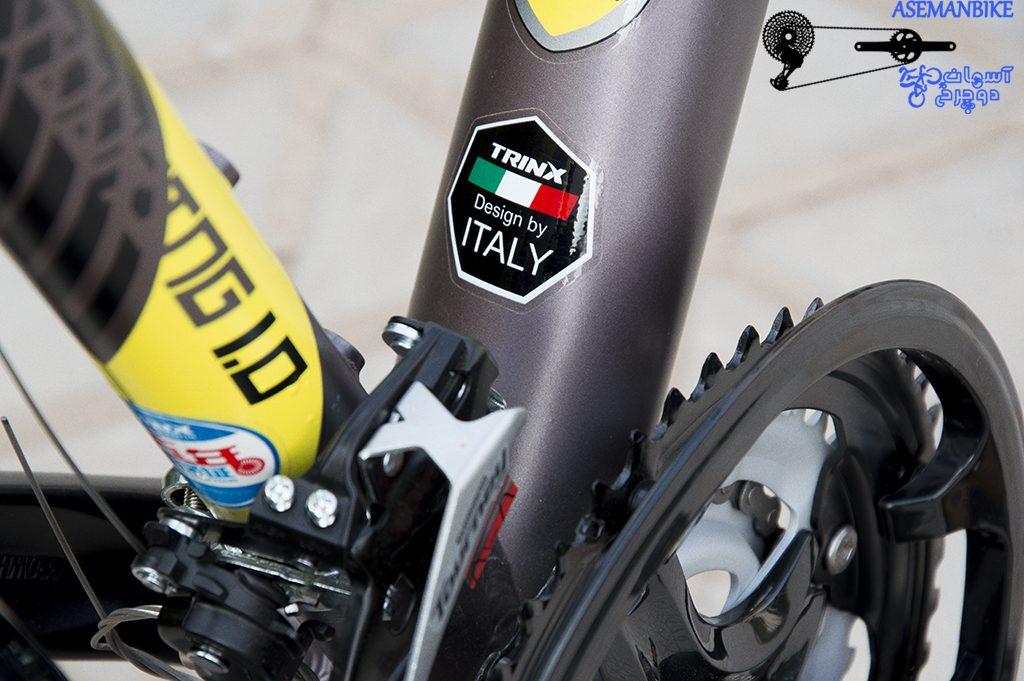 دوچرخه توریستی ترینکس مدل تورینگ 1.0 سال 2016 Trinx Touring 1.0