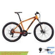 دوچرخه کوهستان دو منظوره جاینت مدل ای تی ایکس 2 نارنجی سایز 27.5 Giant ATX 27.5 2 2017