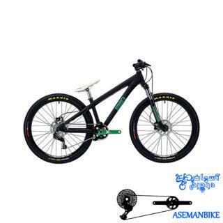 دوچرخه دیرت جامپ مریدا مدل هاردی 4 ایکس Merida Dirt Jump Hardy 4 X