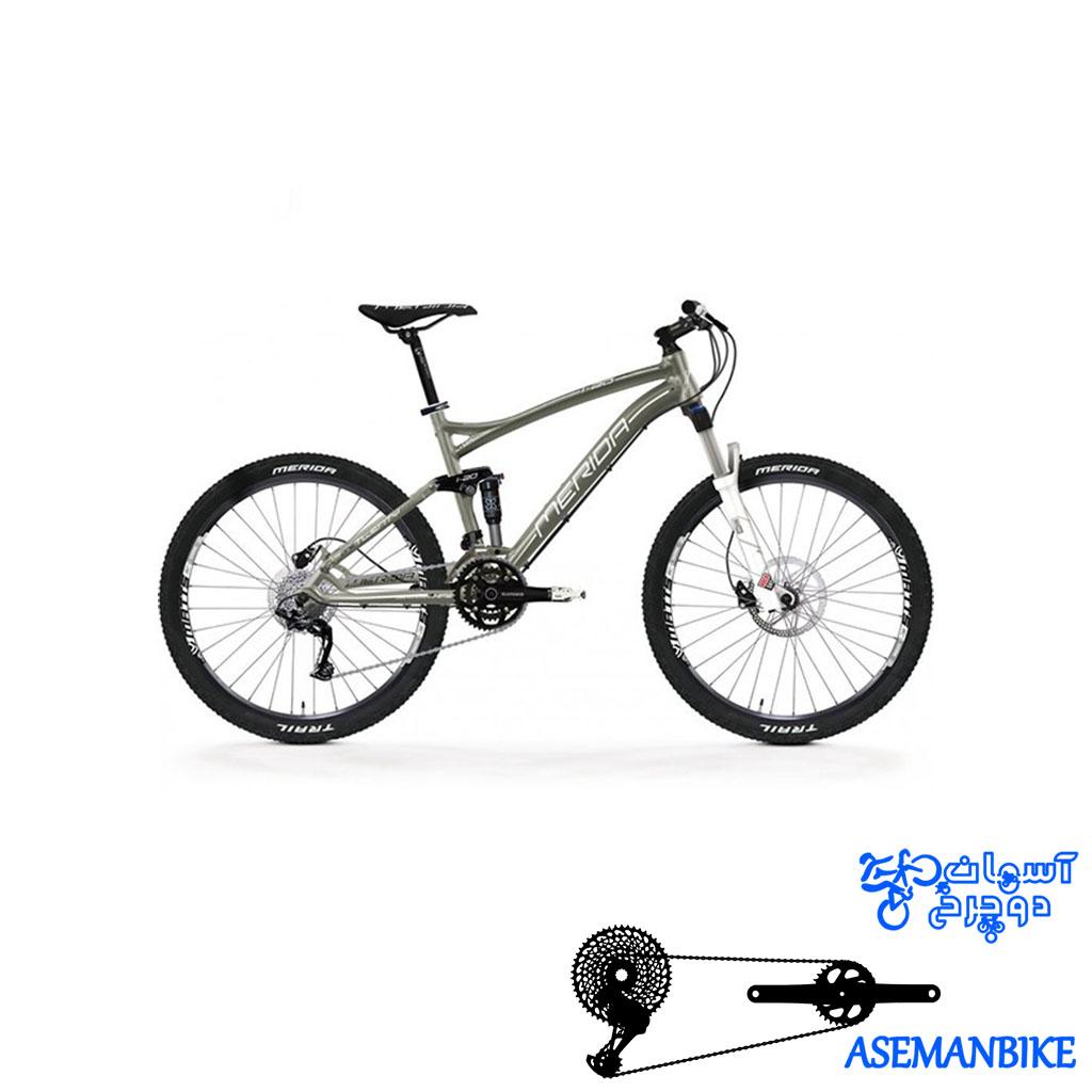دوچرخه کوهستان مریدا مدل وان تونتی 500 دی سایز 26 Merida One Twenty 500-D 2013