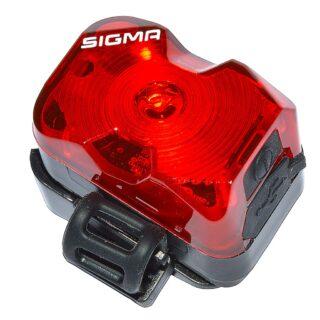 چراغ خطر عقب دوچرخه سیگما مدل نوگت Sigma Lights Nugget Flash