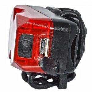 چراغ خطر عقب دوچرخه سیگما مدل نوگت Sigma Light Nugget