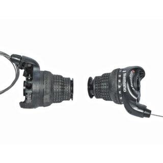 دسته دنده دوچرخه شیمانو مدل روو شیفت 21 سرعته Shimano Shifter Revoshift SL-RS31 21 Speed